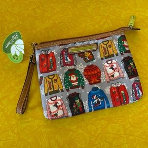 Lily Bloom Ugly Sweater bag